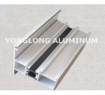 Buy cheap Spray Powder Coated Aluminum Curtain Wall Profile Length Customized from wholesalers