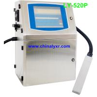 Buy cheap Automatic Inkjet Code Printing Machine , Print Time / Serial Number on Bottle 1 — 4 Lines(280P) from wholesalers