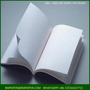 China Art Paper Gloss 200gsm on sale