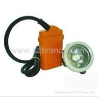 Buy cheap KJ3.5LM Ni-MH battery led head lamp from wholesalers