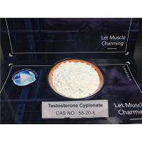 Buy cheap USP35 Test Cypionate Powder / Testosterone Cypionate Powder For Adult from wholesalers
