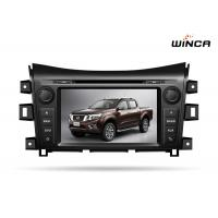 Buy cheap NISSAN Navara 2016 Nissan Head Unit , 8 Inch Touch Screen Nissan Navigation System from wholesalers