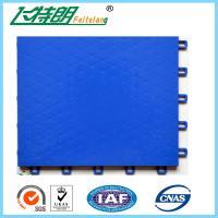 Buy cheap Futsal Interlocking Rubber Floor Tiles For Indoor Square Resilient Floor product