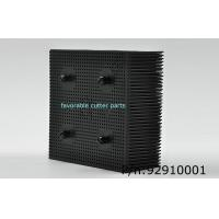 "Buy cheap Nylon Bristles 1.6"" POLY - ROUND FOOT - BLACK , Especially Suitable For Cutting Machine product"