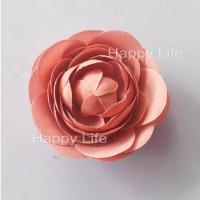 Buy cheap decorative flower heads artificial craft silk flower from wholesalers