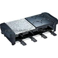 China BBQ Grill / Electric Grill / Raclette Grill (BC-1008H4SA) on sale