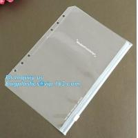 Buy cheap printed slider zipper bag/transparent zip lock plastic packing bag for file,garment,scarf/plastic bag, slider zipper pvc from wholesalers