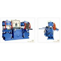 Buy cheap Rail Mold Open Hydraulic Molding Press Machine from wholesalers