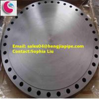 Buy cheap ASTM A182 F304 blind flange from wholesalers