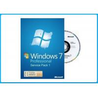 China 32bit 64bit Windows Product Key Code For Windows 7 Pro SP1 Full Version on sale