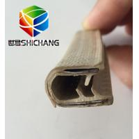 Buy cheap Large Rubber U Channel Edging Edge Trim Seal Square Protection PVC Flex from wholesalers