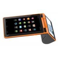 Buy cheap Android Handheld POS With Printer , Card Payment Machine For Restaurants / Cinema from wholesalers