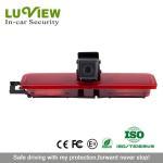 Buy cheap 12V DC reverse camera 170 degree brake light camera 1.7mm lens car camera security from wholesalers