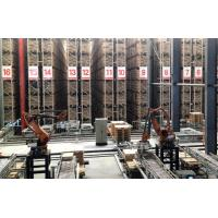 Buy cheap High Density Automated Warehouse Racking Systems , Flexible Steel Racking System from wholesalers