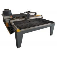 Buy cheap High Speed Hypertherm CNC Plasma Cutting Machine With Arc Voltage Sensor from wholesalers