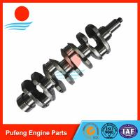 Buy cheap Mazda crankshaft TF T400 supplier in China from wholesalers