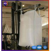 Buy cheap Breathable PP FIBC Packaging Bag 1 Ton Top Open Bottom Discharge from wholesalers