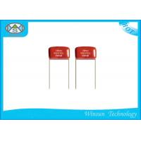 China High Voltage Metallized Polyester Film Capacitor 1600V 2000V CBB81 Capacitor For Meter on sale