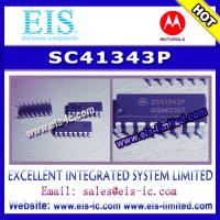 Buy cheap SC41343P - MOTOROLA - Encoder and Decoder Pairs CMOS product
