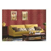 PVC vinyl wallpaper washable waterproof simple design different color