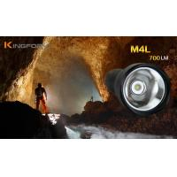 Buy cheap Tactical 700Lumen 3Modes 2*26650 Rechargeable XML-T6 LED Flashlight Outdoor Waterproof Torch Light from wholesalers