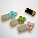 Buy cheap (USB2.0) Swivel Metal 16GB USB Flash Drive (L-031) from wholesalers