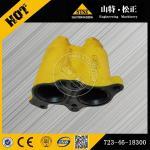 komatsu parts PC400-7 fuel injector 6156-11-3300 Denso injector 095000-1211