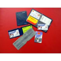 Buy cheap black genuine leather card holder from wholesalers