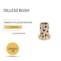 Buy cheap ASTM Metric Size Bronze Oilless Bushes from wholesalers