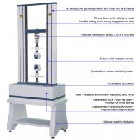 Buy cheap Celtron Load Cell Tensile Strength Tester 5000kg Compression Testing Machine from wholesalers