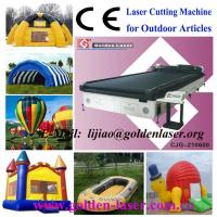 Buy cheap Co2 Laser PVC Coated Fabric Cutter Bed from wholesalers