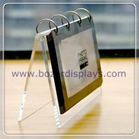 Buy cheap Plexiglass Calendar Holders Display from wholesalers