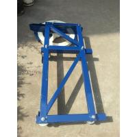 Buy cheap 150m 1.6T Rack and Pinion Passenger Hoists , Construction Material Lift Equipment from wholesalers