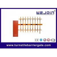 Buy cheap parking Controller Automatic gate barrier with 304 stainless steel from wholesalers