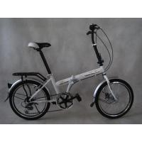 Buy cheap 20 Shimano 6 speed aluminium folding bike product