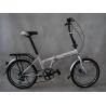 Buy cheap 20 Shimano 6 speed aluminium folding bike from wholesalers