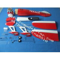 Buy cheap Foldable Ultralight Wood RC Model Airplane For RC Hobbies , GeeBee R3 50CC from wholesalers