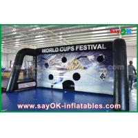 Buy cheap Outdoor Inflatable Projection Screen Air Blow Up Portable Movie Screen For Sale from wholesalers