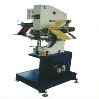 Buy cheap TJ-69 Foil Stamping Printing Machine For Plastic Basket/Box/Crate from wholesalers