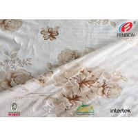 Buy cheap Azo Free Polyester Velvet Fabric With Digital Printed Animal Design Sample Available from wholesalers