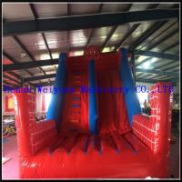 China Top selling inflatable best quality outdoor  kids titanic inflatable slide at cheap price on sale