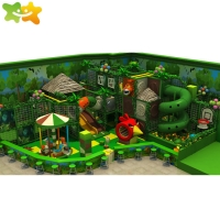 Buy cheap Jungle Theme Kids Center Play Games Facilities Indoor Playground Equipment For Kids from wholesalers