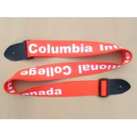 Buy cheap 100 pcs wholesale Multiple color polyester/nylon guitar straps from wholesalers