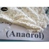 Buy cheap Oral Anabolic Cutting Cycle Steroids Anadrol / Oxymetholone Powder Mass Gaining Supplement from wholesalers
