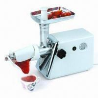 Buy cheap Meat Grinder with 1,200W Powerful Motor and Tomato Squeezer Function from wholesalers