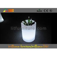 Buy cheap Square Acrylic LED Ice Bucket , Led Wine Canbinet For Wine / Beer from wholesalers
