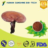 Buy cheap Improving sleep quality ganoderma reishi mushroom extract 10% Reishi Mushroom Polysaccarides from wholesalers