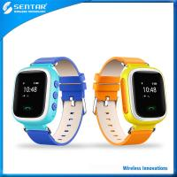 Buy cheap 2016 hot sale GPS tracking & monitoring kids anti-lost smart watch product