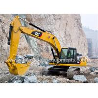 Buy cheap CAT 330D2L Hydraulic Crawler Excavator 9.6 rpm Swing Speed with 1.54m³ bucket from wholesalers