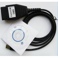 Buy cheap FORD VCM OBD Car Auto Diagnostic Interface For Mazda , automatic Ecu Recognition from wholesalers
